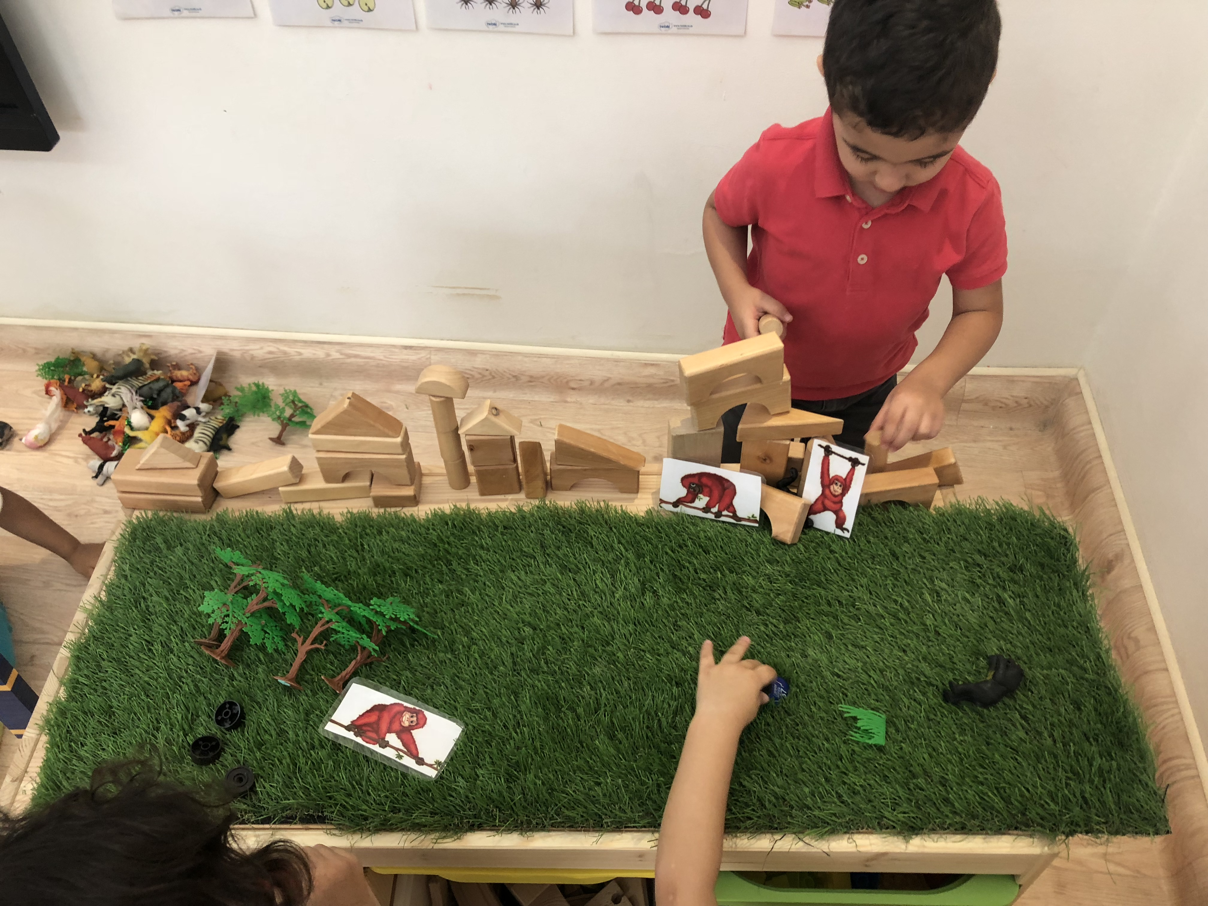 For this week's theme, 'in the jungle', the children took part in their first design-thinking project of the term. They read a compelling story about Filo, the orangutan, who lost his home, food, and livelihood to deforestation. The children gasped as they saw pictures of a beautiful forest before and after deforestation in Borneo. The […]